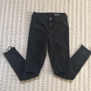 Aeropostale Jeans - Aeropostale high-waisted ankle jegging